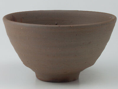 A185/ BIZEN ware/ Tea Bowl/ Tea Ceremony/ SADO/ Japanese Tradition/ Chawan