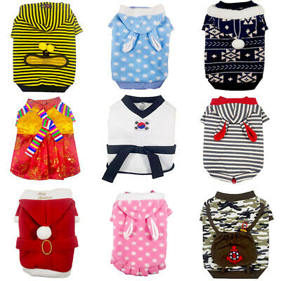 YouthDog Clothes Pet Clothing Fashion Supplies Puppy Costume