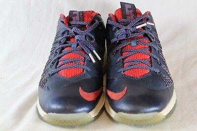 official photos 3809c 6260d Nike Air Max Lebron X 10 Low Size 12 USA Pre-Owned 579765-400
