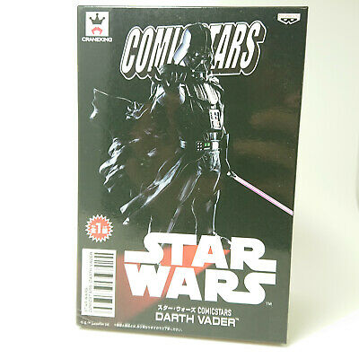 Star Wars Darth Vader Banpresto Comicstars Comic Stars Figure Figurine Japan F/S
