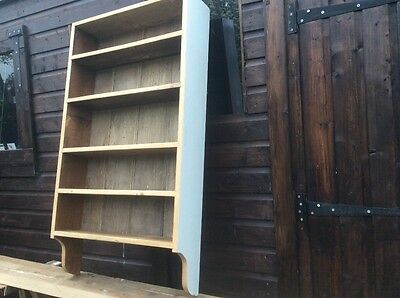 Upcycled Shelves/Dresser/Storage Unit/Bookcase From Victorian Pine Handcrafted