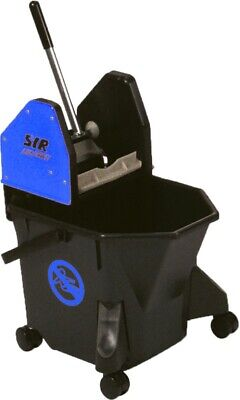 SYR TC20 Ebony Combo Kentucky Bucket and Press - Blue