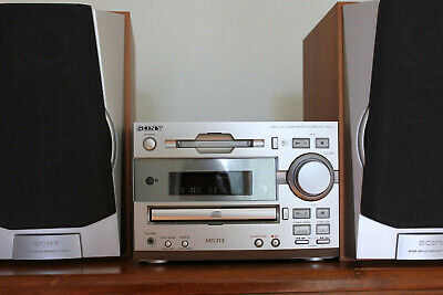 SONY Mini Hi-Fi Component System DHC-MD313