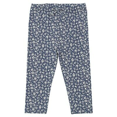 Kite Clothing Mini Ditsy Leggings Navy