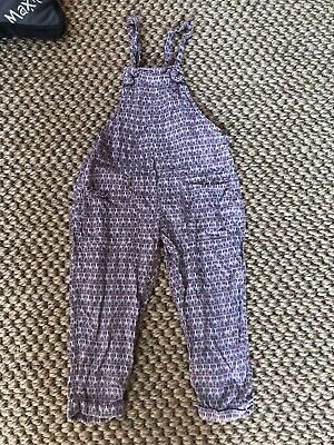 Utterly Gorgeous Zara Kids Dungarees Age 3-4