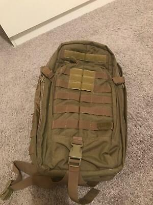 5.11 Tactical Rush MOAB 10 - Sandstone BNWT
