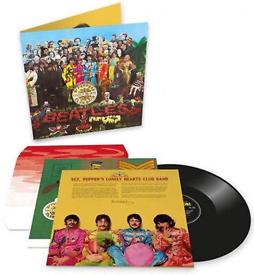 The BEATLES LP Sgt. Pepper's Lonely Hearts Club Band - 2017 Stereo Mix SEALED