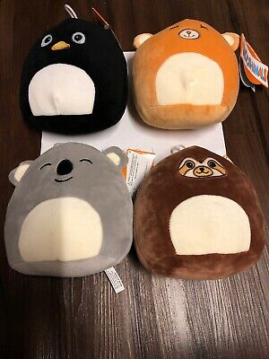 Official Brand New Smooshimals Soft Animal Plush 7 Inch All 4