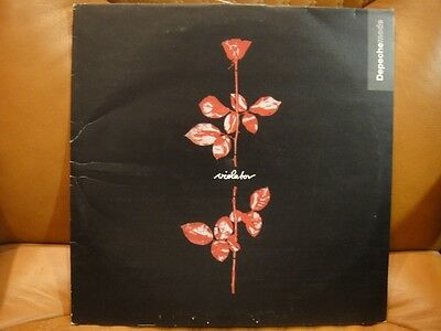 DEPECHE MODE  - VIOLATOR - UK - 1st PRESS - STUMM 64