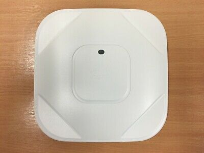 CISCO AIR-SAP1602I-E-K9 WIRELESS-N Access Point with Poe Injector