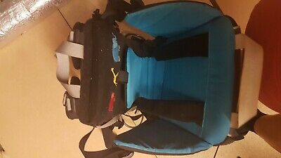 Littlelife baby child carrier backpack with sun/ rain shade