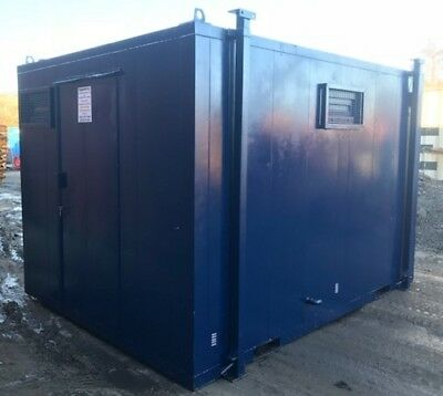 12ft x 9ft A/V 3 BY 1 TOILET CONTAINER - Excellent condition.