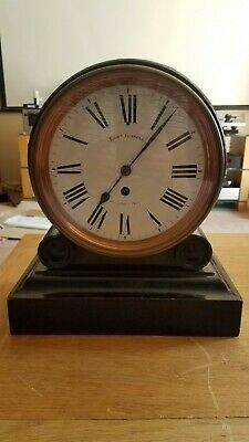 Edward Funnell Clock..mantle.