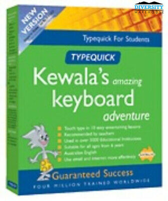 TypeQuick for Students (USB Drive)