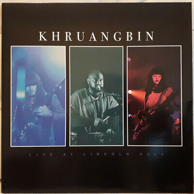 Khruangbin - Live at Lincoln Hall // Vinyl LP limited to 1500 on Purple