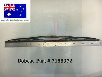 BOBCAT WINDSCREEN WIPER REPLACEMENT BLADE 7188372 FOR 7188371 Windshield