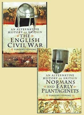An Alternative History of Britain: Collection of 2 Hardbacks by Timothy Venning