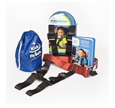Child Airplane Travel Harness -- Cares Safety Restraint System -- FAA Approved
