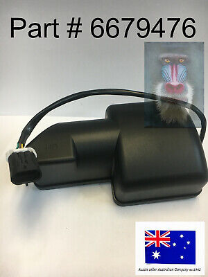 Bobcat Windscreen Wiper Motor 6679476 Brand New OEM quality Windshield Fit