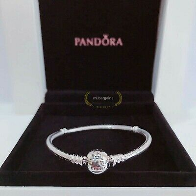 New Authentic Pandora Sterling Silver Disney Limited Edition Bracelet RRP £75