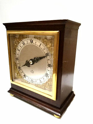 Elliot cherub clock / woden Mantel Clock / / made in England Working / Elliott 8