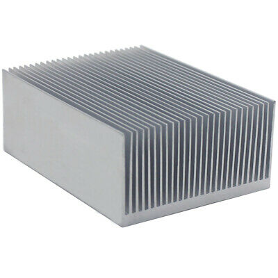 90*69*36mm Anodized Aluminium Heat Sink For Power Transistor/TO-126/TO-220/TO-3