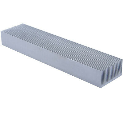 300*69*36mm Anodized Aluminium Heat Sink For Power Transistor/TO-126/TO-220/TO-3