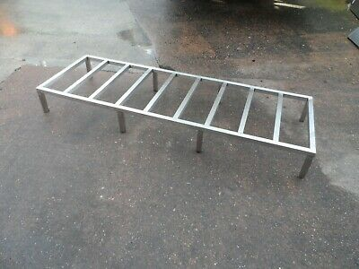 Stainless Steel Dunnage Rack Coldroom 1840 x 610 mm £ 90 + Vat