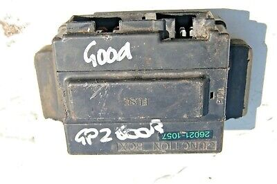 GPZ 600 Fuse junction box - complete with rubber mount - POST FREE