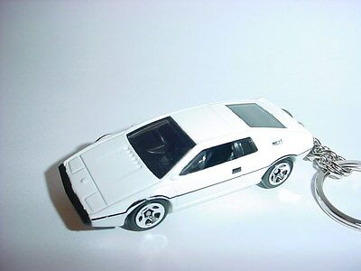 Keychains New 3d Porsche 934.5 Custom Keychain Keyring Key White Racing Finish Bling!! Moderate Price