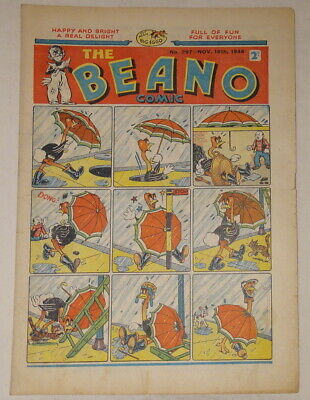 The Beano Comic November 16Th 1946