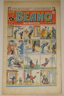 The Beano Comic July 9Th 1949