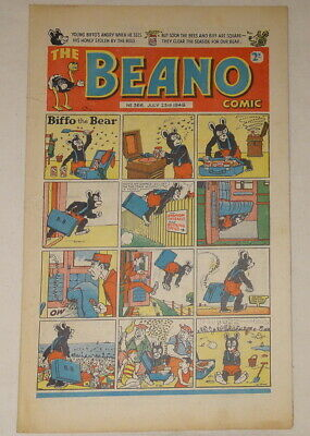 The Beano Comic July 23Rd 1949