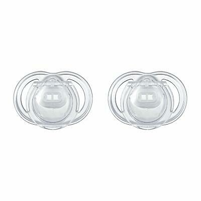 Tommee Tippee New-Born Anytime Soother, 0 to 2 Months, Pack of 2