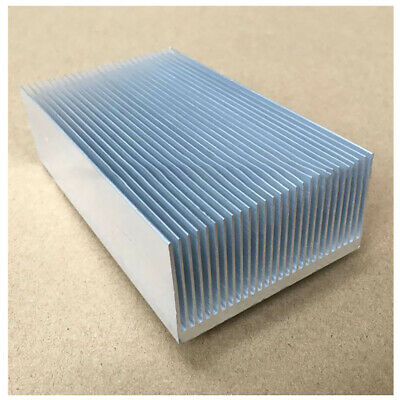 120*69*36mm Anodized Aluminium Heat Sink For Power Transistor/TO-126/TO-220/TO-3