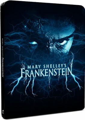 Mary Shelley's Frankenstein Ltd Ed Steelbook New Sealed OOP OOS