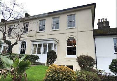 6 Bedroom Victorian Town House (end terrace) 1852 Henry Rice Grade 2 listed