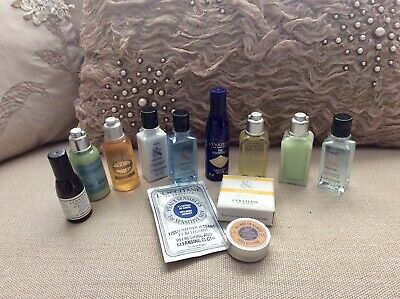 Collection Of L'Occitane Miniatures ~ 12 In Total ~ Fresh And New