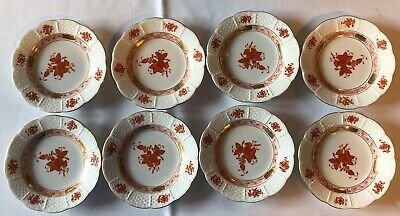 Herend Hungarian Set of small plates