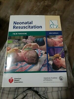 Textbook Of Neonatal Resuscitation (Nrp) 6th Edition with CD Brand New