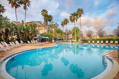 Orlando / Kissimmee, Fl--Wyndham Cypress Palms--2Br Deluxe--5 Nights--May 19-24