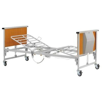 Near New Medical Bed - Mattress & High Pressure Air Overlay Number 5 Included