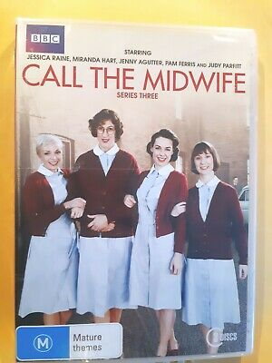 Call The Midwife : Series 3 [ 3 DVD Set ] BRAND NEW & SEALED, Free Next Day Post