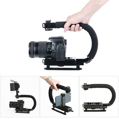 Pro Camera Stabilizer Steady Cam Handheld Steadicam For Camcorder DSLR Gimbal HV