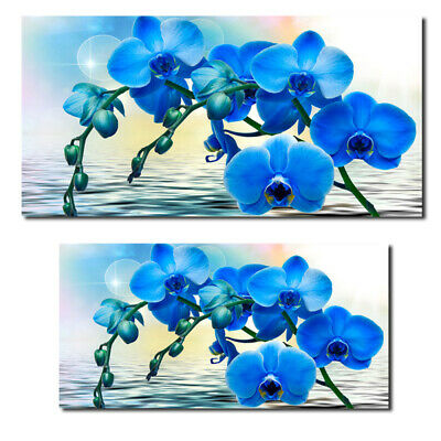 Flower Unframed Modern Art Oil Painting Print Picture Home Wall Room Decoration