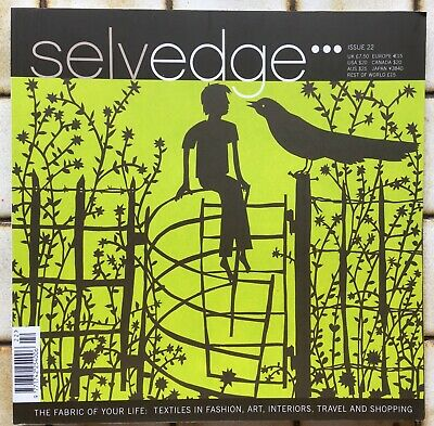 Selvedge Magazine issue 22 March / April 2008 The PAPER Issue RARE