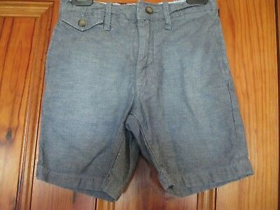 GAP age 6 Boy's 100% Cotton Shorts with Adjustable Waistband in Great Condition