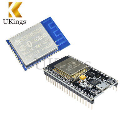 2.4GHz Dual-Mode Antenna NodeMcu ESP32S Development Module WiFi Bluetooth CP2102