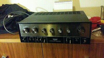 Teac AS-100 Stereo Integrated Amplifier