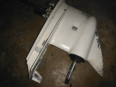 """Evinrude Lower Gear Unit 25"""" Shaft Counter Rotation 100-250 Hp Outboard"""